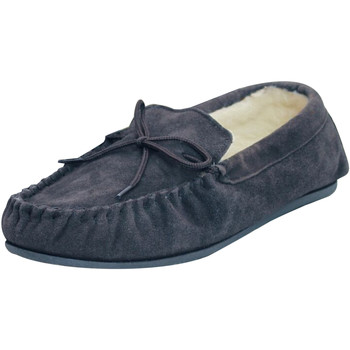 Schoenen Sloffen Eastern Counties Leather Moccasin Marine
