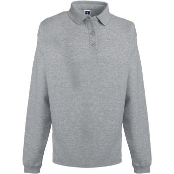 Textiel Heren Sweaters / Sweatshirts Russell Heavy Duty Licht Oxford