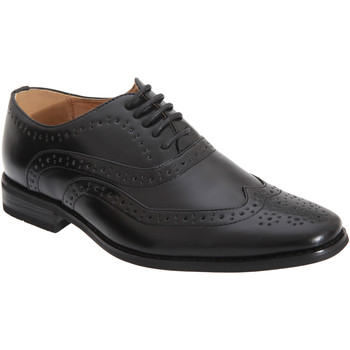Schoenen Jongens Klassiek Goor Oxford Zwart