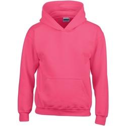 Textiel Kinderen Sweaters / Sweatshirts Gildan Hooded Heliconia