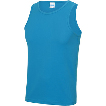 Textiel Heren Mouwloze tops Just Cool JC007 Saffierblauw