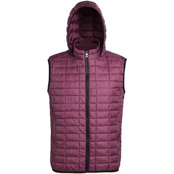 Textiel Heren Dons gevoerde jassen 2786 Honeycomb Mulberry