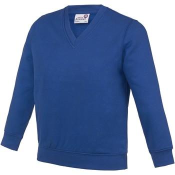 Textiel Kinderen Sweaters / Sweatshirts Awdis Just Cool Diep koninklijk