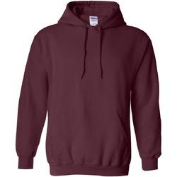Textiel Sweaters / Sweatshirts Gildan Hooded Marron