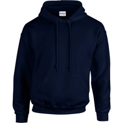 Textiel Sweaters / Sweatshirts Gildan Hooded Marine