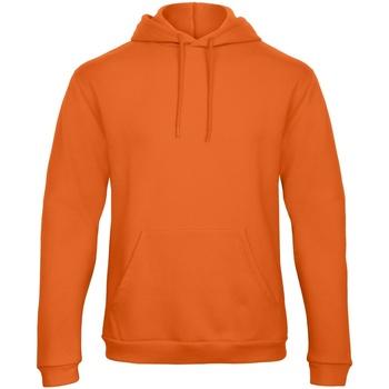 Textiel Sweaters / Sweatshirts B And C ID. 203 Pompoen sinaasappel