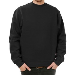 Textiel Heren Sweaters / Sweatshirts Casual Classics  Zwart