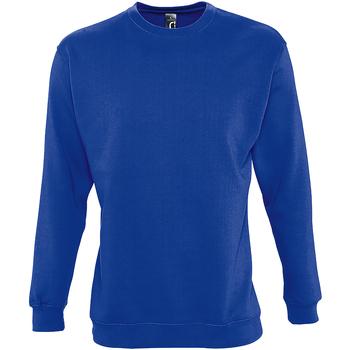 Textiel Heren Sweaters / Sweatshirts Sols Supreme Koningsblauw