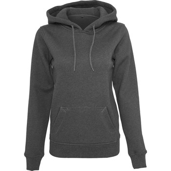 Textiel Dames Sweaters / Sweatshirts Build Your Brand Pullover Houtskool