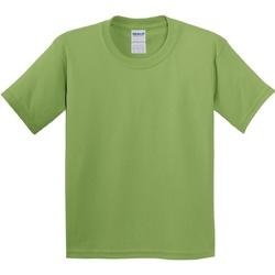 Textiel Kinderen T-shirts korte mouwen Gildan 5000B Kiwi