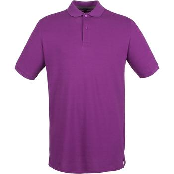 Textiel Heren Polo's korte mouwen Henbury HB101 Magenta