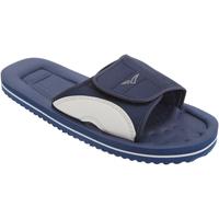 Schoenen Heren Slippers Pdq Mule Marineblauw/Grijs