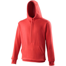 Textiel Heren Sweaters / Sweatshirts Awdis Hooded Vuurrood
