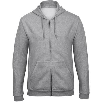 Textiel Sweaters / Sweatshirts B And C ID.205 Heide Grijs