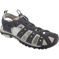 Schoenen Heren Outdoorsandalen Pdq  Marineblauw/lime