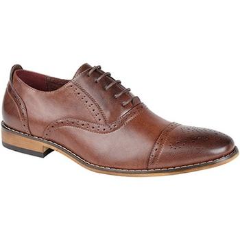 Schoenen Heren Klassiek Goor Oxford Midden-Bruin