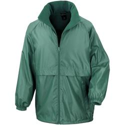 Textiel Heren Windjacken Result DWL Fles groen