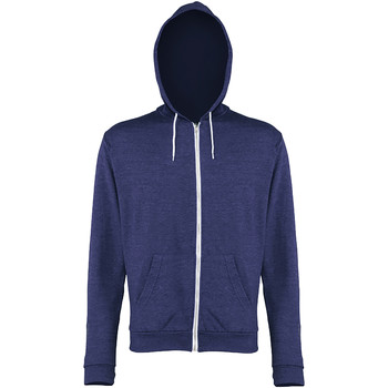 Textiel Heren Sweaters / Sweatshirts Awdis JH058 Marine Heide