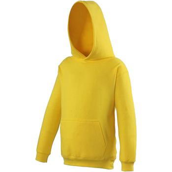 Textiel Kinderen Sweaters / Sweatshirts Awdis JH01J Zonnegeel