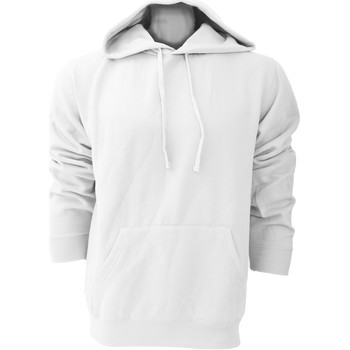 Textiel Heren Sweaters / Sweatshirts Russell Hooded Wit