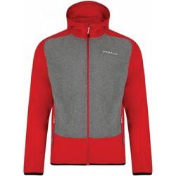 Textiel Heren Wind jackets Dare 2b Softshell Oriënt Rood/Zwart