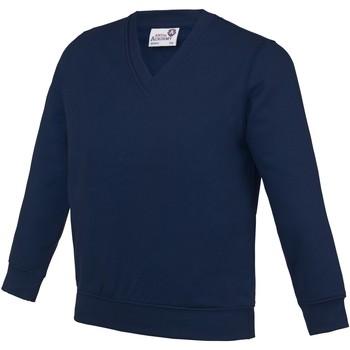 Textiel Kinderen Sweaters / Sweatshirts Awdis Just Cool Marine