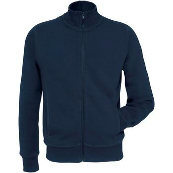 Textiel Heren Sweaters / Sweatshirts B And C WM646 Marineblauw