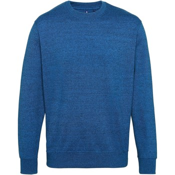 Textiel Heren Sweaters / Sweatshirts Asquith & Fox Twisted Saffier/Zwart