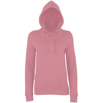 Textiel Dames Sweaters / Sweatshirts Awdis Girlie Stoffig Roze
