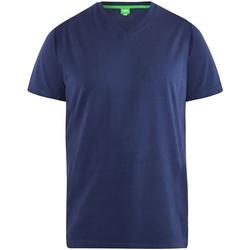 Textiel Heren T-shirts korte mouwen Duke Signature Marine