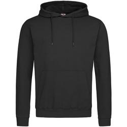 Textiel Heren Sweaters / Sweatshirts Stedman Classic Zwart Opaal
