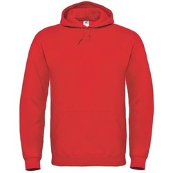 Textiel Dames Sweaters / Sweatshirts B And C Hooded Rood