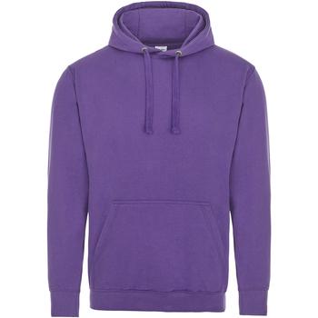 Textiel Sweaters / Sweatshirts Awdis College Paars