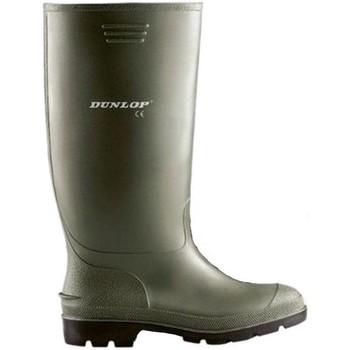 Schoenen Regenlaarzen Dunlop Pricemastor Groen