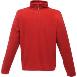 Textiel Heren Fleece Regatta  Rood
