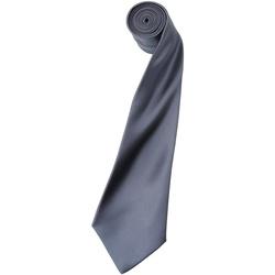Textiel Heren Krawatte und Accessoires Premier PR750 Staal