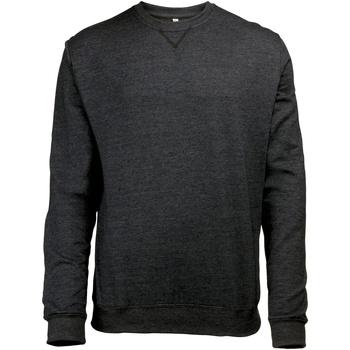 Textiel Heren Sweaters / Sweatshirts Awdis JH040 Zwarte Heide