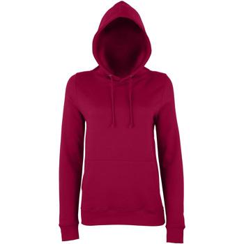 Textiel Dames Sweaters / Sweatshirts Awdis Girlie Bourgondië