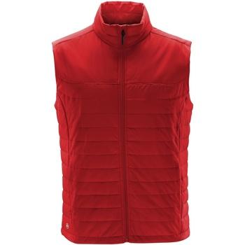 Textiel Heren Dons gevoerde jassen Stormtech Quilted Helder rood