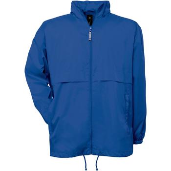 Textiel Heren Windjacken B And C Air Koningsblauw