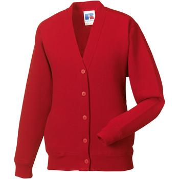 Textiel Kinderen Vesten / Cardigans Jerzees Schoolgear 273B Klassiek rood