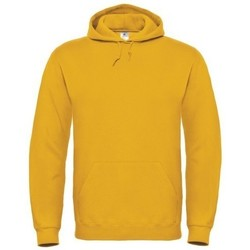 Textiel Dames Sweaters / Sweatshirts B And C Hooded Chilli-Goud