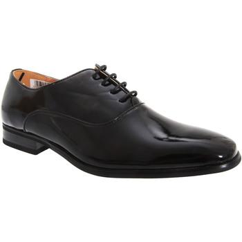 Schoenen Heren Klassiek Goor Oxford Zwart octrooi