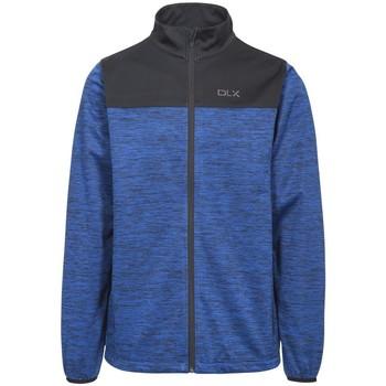 Textiel Heren Fleece Trespass Strikland Blauw