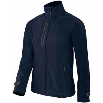 Textiel Dames Fleece B And C X-Lite Marineblauw