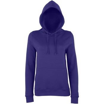 Textiel Dames Sweaters / Sweatshirts Awdis Girlie Paars