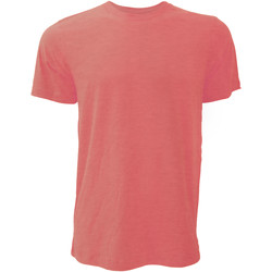 Textiel Heren T-shirts korte mouwen Bella + Canvas Jersey Heater Rood