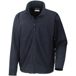 Textiel Heren Fleece Result Climate Marineblauw