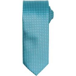 Textiel Heren Krawatte und Accessoires Premier PR787 Turquoise
