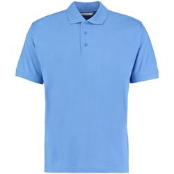 Textiel Heren Polo's korte mouwen Kustom Kit Klassic Middenblauw